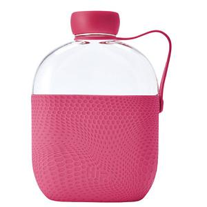 Hip Drinkfles 650 Ml Polypropyleen Roze/transparant